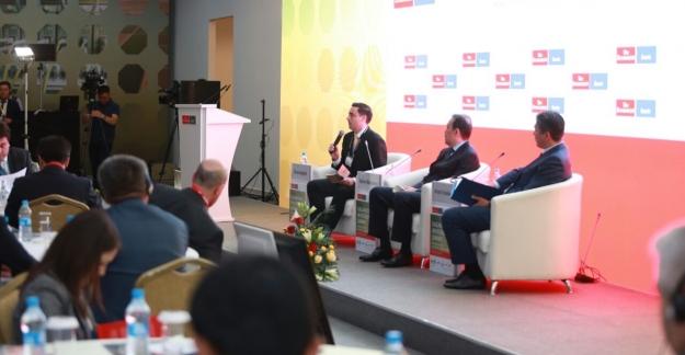 The Economist Kazakistan Yatırım Zirvesi'nde Bölgenin Geleceği Tartışıldı