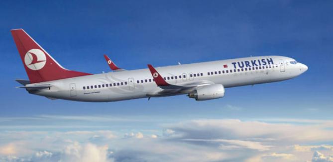 THY uçağı kabindeki sahipsiz cep telefonu nedeniyle Belgrad'a iniş yaptı
