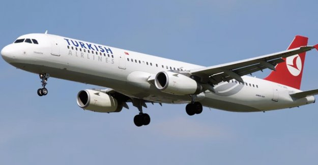 THY uçağında bomba alarmı!