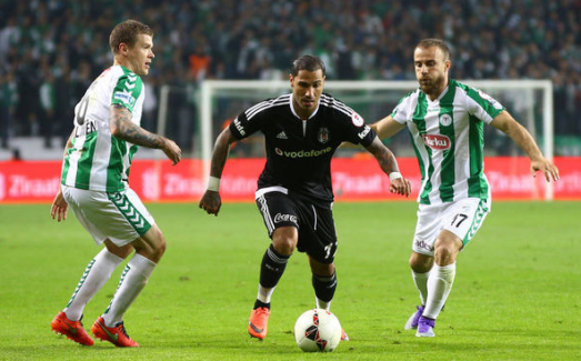 Torku Konyaspor - Beşiktaş maçı bilet fiyatı 500 TL