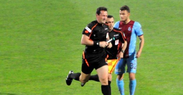 Trabzon'da saldırıya uğrayan Volkan Bayarslan Galatasaray maçına atandı