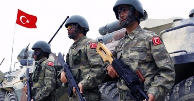 TSK, IŞİD hedeflerini topçularla vurdu