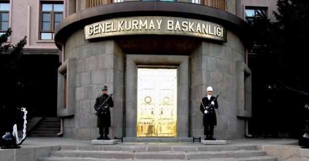 TSK: 6 bin 623 PKK'lı terörist etkisiz hale getirildi