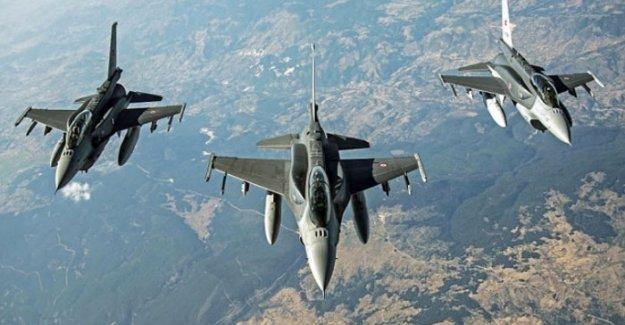 TSK'dan hava harekatı: Şemdinli ve sınır ötesi bombalandı!