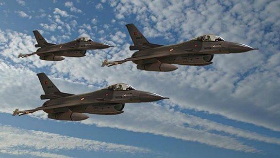 TSK'dan operasyon: PKK'ya hava harekatı, IŞİD'e topçu atışı!