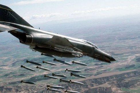 TSK Kuzey Irak'a Hava Harekatı Düzenledi !