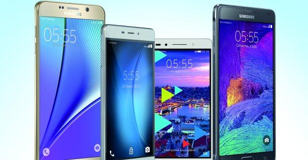 Türk Telekom'dan 4.5G uyumlu tüm akıllı telefonlarda büyük indirim!