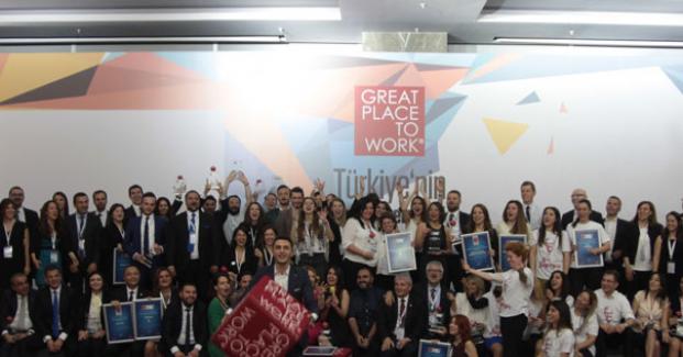 Türkiye'de 2016 yılının en iyi işverenler listesi açıklandı