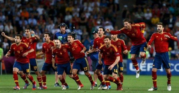 Türkiye'nin Euro 16 rakiplerinde İspanya'nın kadrosunda kimler var?