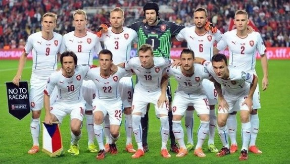 Türkiye'nin Euro 16 rakiplerinden Çek Cumhuriyeti kadrosunda kimler var?