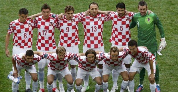 Türkiye'nin Euro 16 rakiplerinden Hırvatistan'ın kadrosunda kimler var?