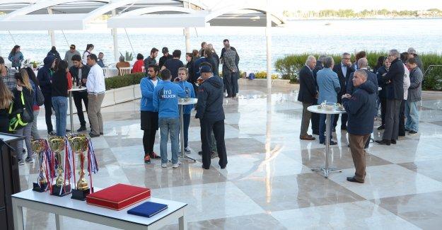 Türkiye Üniversitelerarası Yelken Şampiyonası Moda Deniz Kulübü'nde Yapıldı