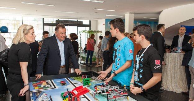 Türkiye'nin ilk STEM Bienali'nde son gün