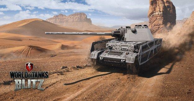 World of Tanks Blitz 2.9 Güncellemesi Geliyor