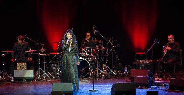 Yasmin Levy'den Muhteşem Konser