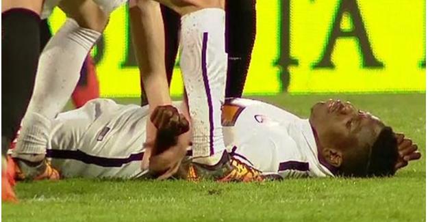 Dinamo Bükreş'li Patrick Ekeng maç esnasında hayatını kaybetti
