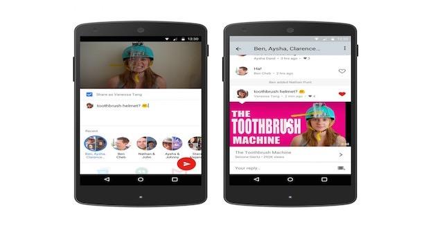 Youtube'dan büyük yenilik, mesajlaşma dönemi başladı