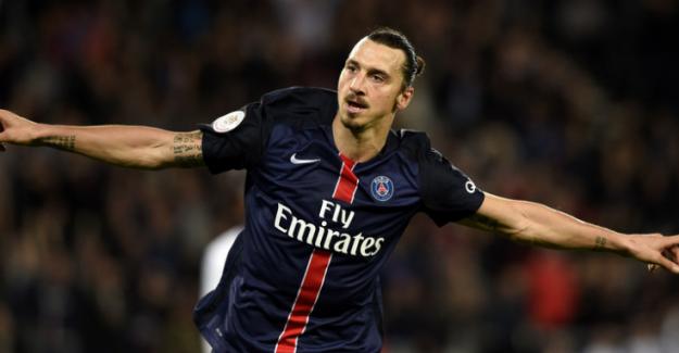 Zlatan İbrahimovic, instagram hesabından PSG'den ayrılacağını açıkladı