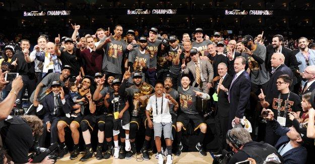 2016 NBA Finalleri, izlenme ve sosyal paylaşım rekoru kırdı