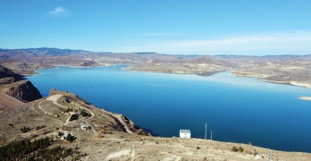 Ankara'nın 2 yıl yetecek suyu var