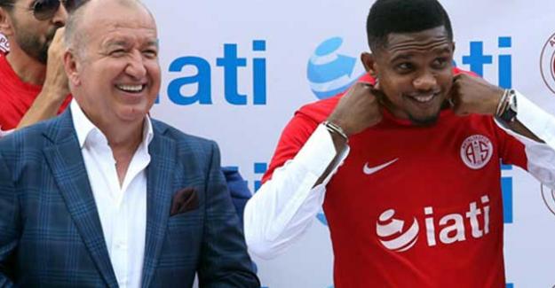 Antalyaspor Başkanı Gültekin Gencer istifa etti