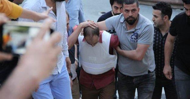 Atalay Filiz'in polisi görünce söylediği ilk söz şaşkına çevirdi!