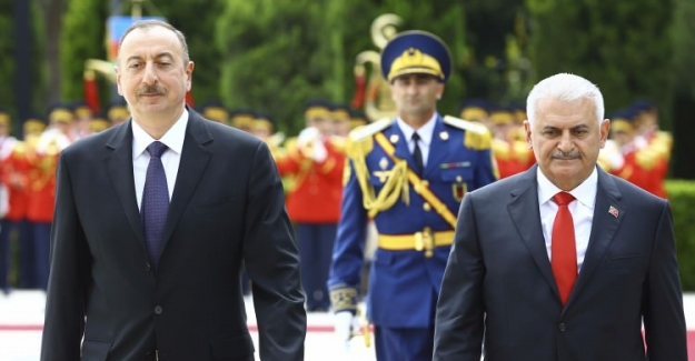 Azerbayecan Cumhurbaşkanı Aliyev: Almanya'nın '1915' kararını kınıyoruz