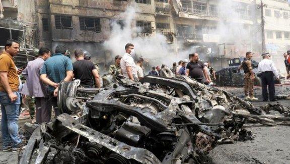 Bağdat'ta art arda bombalı saldırılar: Çok sayıda ölü ve yaralı var!