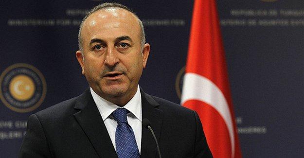 Bakan Çavuşoğlu: ABD bu konuda garanti verdi