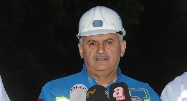 """Başbakan Binali Yıldırım'dan Prof. Dr. Mustafa Aşkar'a """"Halt etmiş, kim söylediyse zırva!"""""""