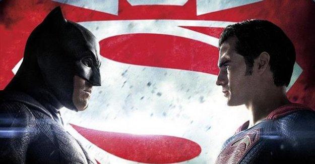 Batman ve Superman THY ekranlarında izlenebiliyor