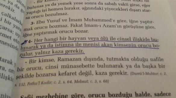 Bursa'da öğrencilere dağıtılan skandal kitap