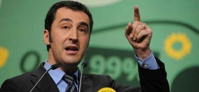 Cem Özdemir'den Cumhurbaşkanı Erdoğan'a cevap geldi