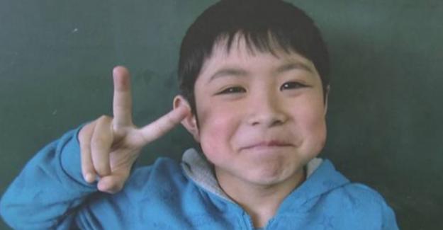 Ceza olarak ormana bırakılan Japon çocuk bulundu