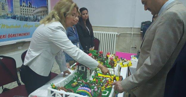 Çocuklar Bilim İçin Yarıştı, STEM ile Kazandı
