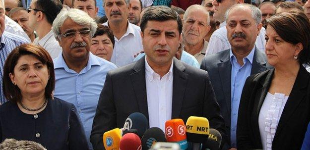 Demirtaş: ''Devlet bana suikast düzenledi''