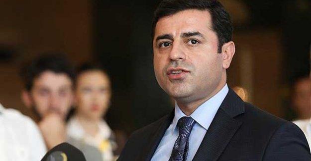 Demirtaş: Kürtler ile Türkler arasındaki gerilim savaşa dönüşebilir!