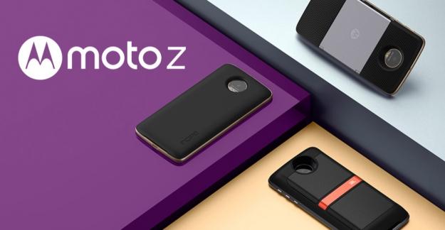 Dünyanın En İnce Akıllı Telefonu Moto Z Akıllı Telefon Pazarını Sarsmaya Hazırlanıyor