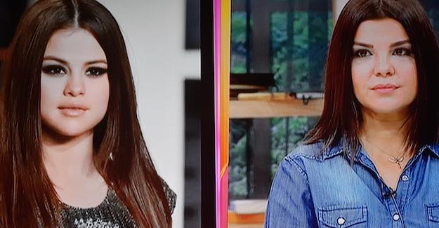 Elif Karlı'nın Selena Gomez benzerliği sosyal medyayı salladı