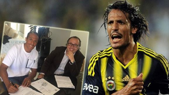 Fenerbahçeli Bruno Alves, Cagliari'ye imza attı