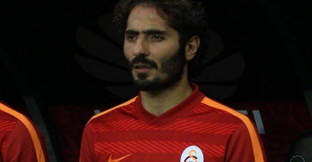 Galatasaray Hamit yükünden kurtuldu