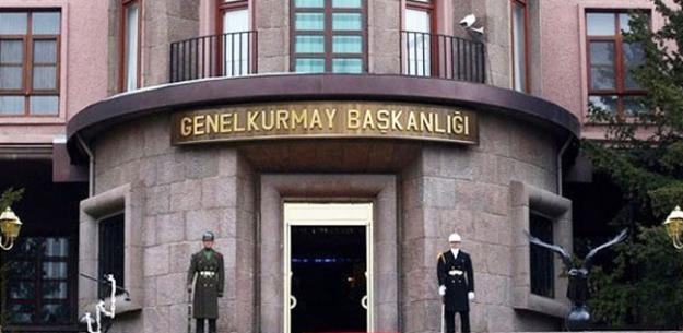 """Genelkurmay, """"Şırnak'ta 5 PKK'lı etkisiz hale getirildi"""""""