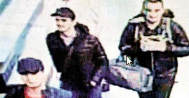 Havalimanı bombacılarının kimlikleri belirlendi!