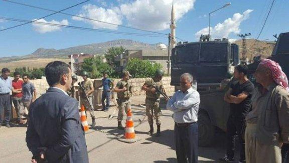 HDP'li vekil ile asker arasında ilginç diyalog