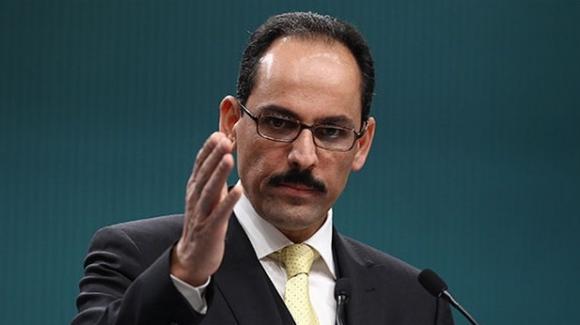 """İbrahim Kalın, """"ABD örgütün şu veya bu kolu ile ilişki kurmasın"""""""