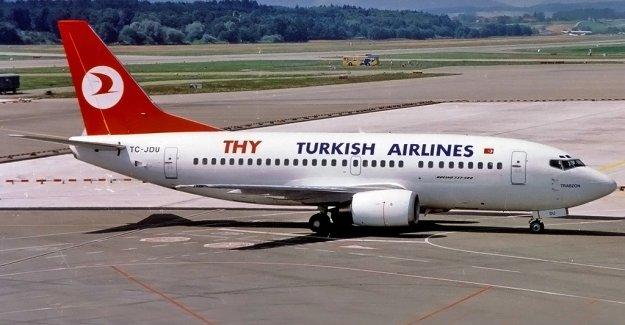 İki yolcunun şüpheli 'bomba' sohbeti