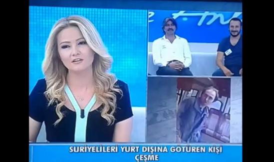 """İnsan kaçakçısı, """"Karar aldık Atalay Filiz'i kaçırmayacağız"""""""