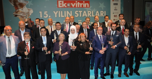 İş Dünyasında 'Yılın Starları' Ödüllerine Muhteşem Törenle Kavuştu