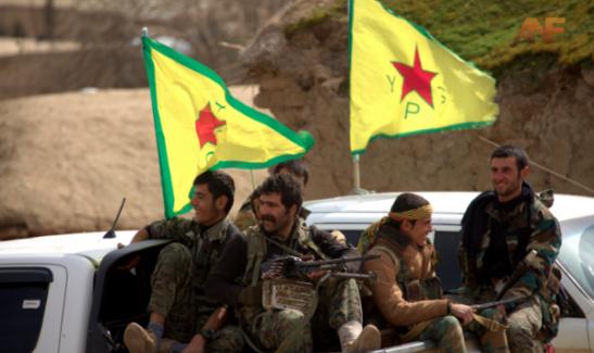 IŞİD'in kalesi Rakka'ya Suriye Ordusu ve YPG girdi