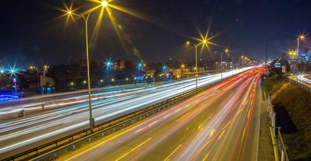 İstanbul Anadolu Yakası'nda 2 yılda 10 milyon TL aydınlatma yatırımı